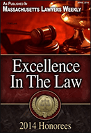 Excellence in Law 2014 Honorees